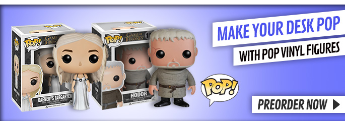Pop Vinyl - Preorder Now at GAME.co.uk!