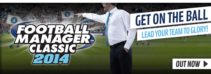 Football Manager Classic 2014 - Buy Now at GAME.co.uk