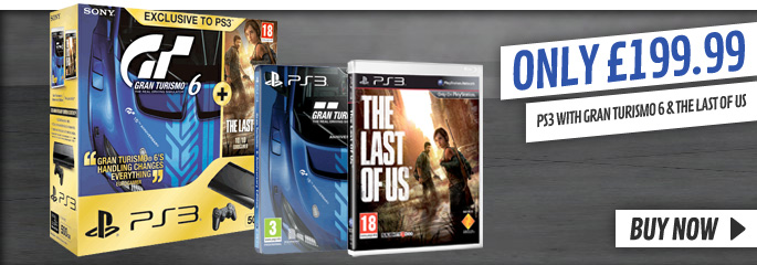 Gran Turismo Bundle for PlayStation 3  - Buy Now at GAME.co.uk!