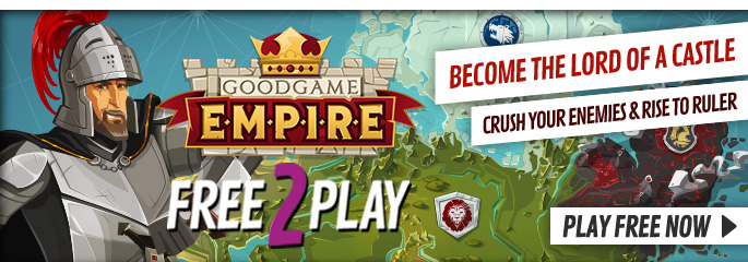 Good Game Empire for Free 2 Play -  at GAME.co.uk!
