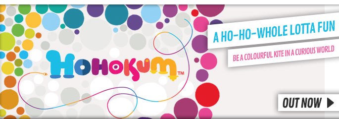 Hohokum for PlayStation Network - Downloads at GAME.co.uk!