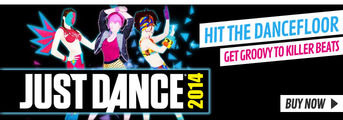 Just Dance 2014  Limited time Deal for Nintendo Wii - Buy Now at GAME.co.uk!