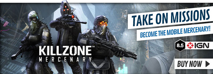 Killzone Mercenary for PlayStation Vita - Buy Now at GAME.co.uk!
