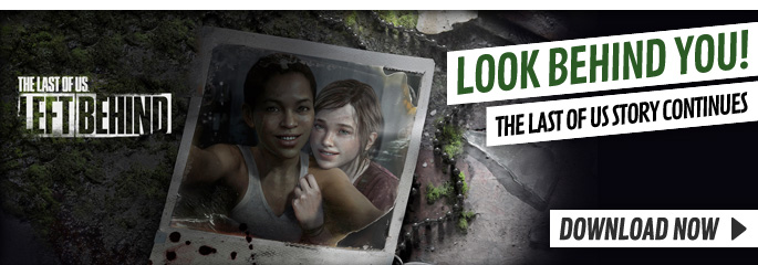 The Last of Us: Left Behind for PlayStation Network - Downloads at GAME.co.uk!
