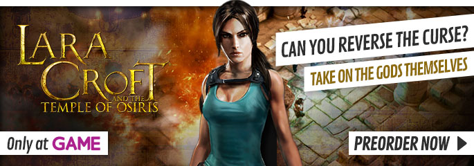 Lara Croft: Temple of Osiris for PC - Preorder  Now at GAME.co.uk!