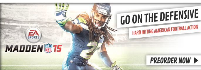 Madden NFL 15 for PlayStation 3 - Preorder Now at GAME.co.uk!