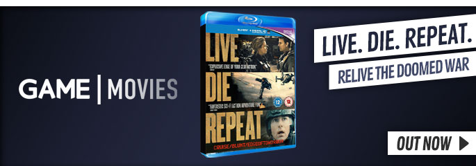 Edge of Tomorrow - On Blu-Ray and DVD Now at GAME.co.uk!