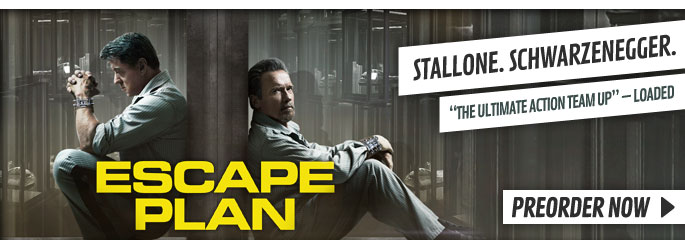 Escape Plan- On Blu-Ray and DVD Now at GAME.co.uk!