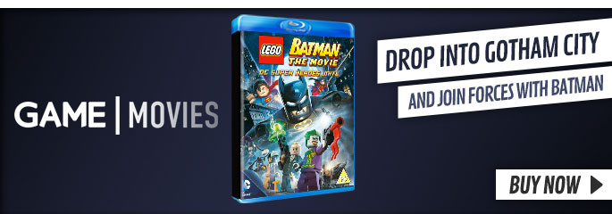 LEGO Batman: The Movie - DC Super Heroes Unite  - On Blu-Ray and DVD Now at GAME.co.uk!