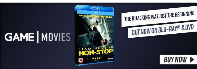 Non Stop - On Blu-Ray and DVD Now at GAME.co.uk!