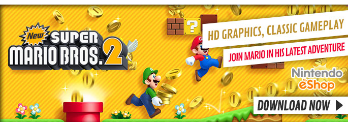 New Super Mario Bros 2 for Nintendo 3DS - Order Now at GAME.co.uk!