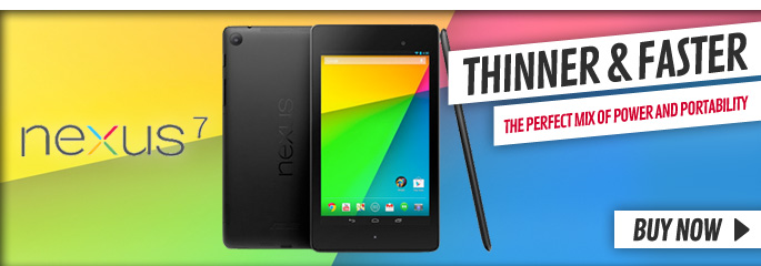 Nexus 7 v2 - Buy Now at GAME.co.uk!