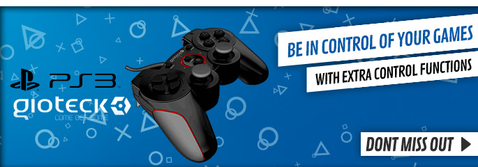 VX2  PS3 Controller - Preorder Now at GAME.co.uk!