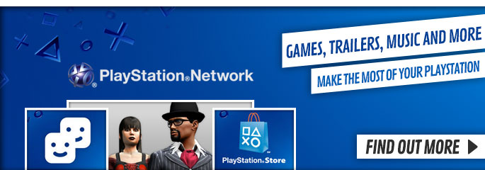 About PlayStation Network - Downloads at GAME.co.uk!