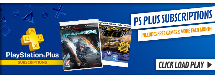 Playstation Plus for PlayStation Vita - Find Out More at GAME.co.uk!