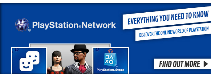 PlayStation Network -  at GAME.co.uk!