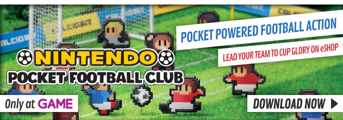 Pocket Football - Download Now at GAME.co.uk!
