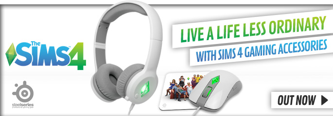 Sims 4 Headset - Preorder Now at GAME.co.uk!