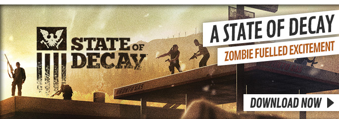 State of Decay for Xbox LIVE - Downloads at GAME.co.uk!