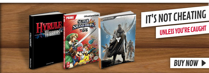 Strategy Guides - Buy Now at GAME.co.uk!