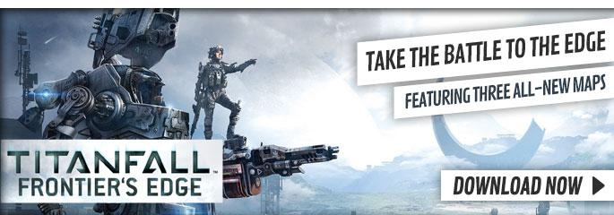 Titanfall Frontiers Edge Map Pack available on Xbox LIVE - Download from GAME.co.uk!