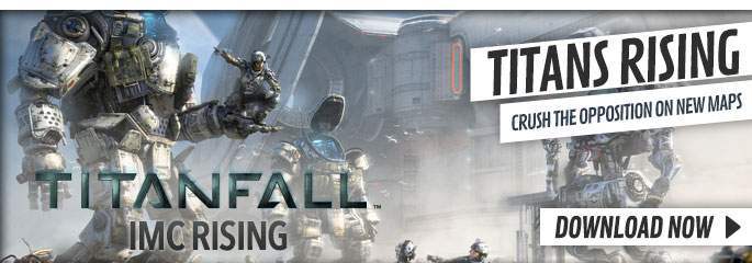 Titanfall IMC Rising for Xbox LIVE - Downloads at GAME.co.uk!