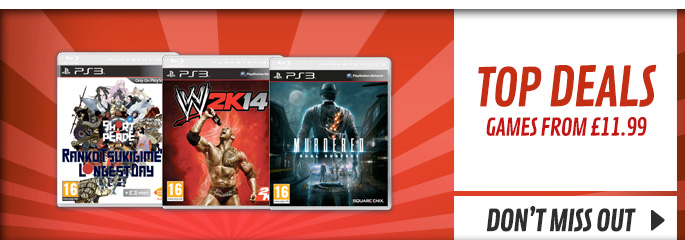 Top Deals for PlayStation 3  - Buy Now at GAME.co.uk!