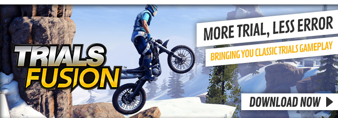 Trials Fusion for Xbox One - Preorder Now at GAME.co.uk!