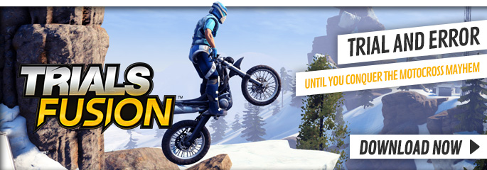 Trials Fusion for Xbox LIVE - Downloads at GAME.co.uk!