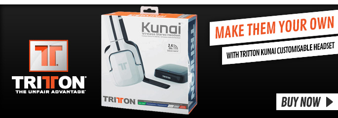 Tritton Kunai Wireless - Buy Now at GAME.co.uk!