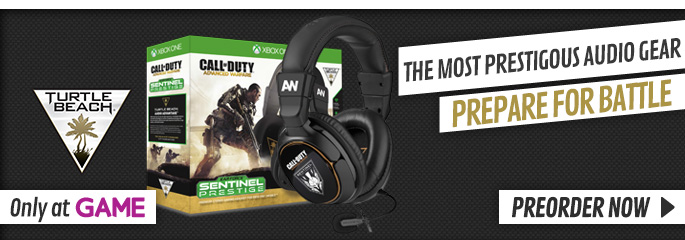 Call of Duty Prestige Sentinel Headset - Preorder Now at GAME.co.uk!