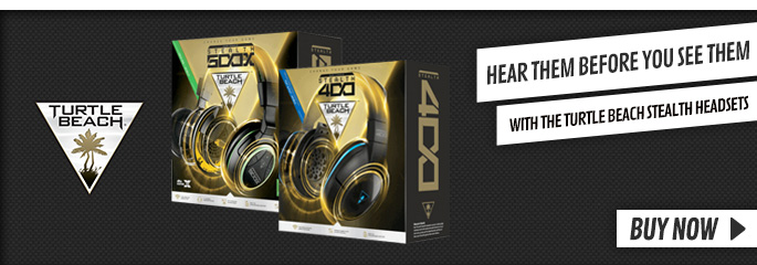 Turtle Beach Xbox One and PlayStation 4 Stealth Headsets - Buy Now at GAME.co.uk!
