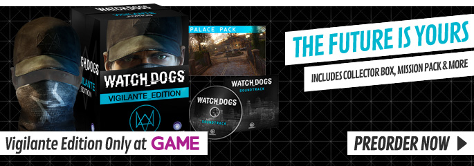 Watch Dogs Vigilante for PC - Preorder Now at GAME.co.uk!
