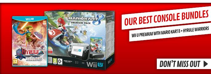 Nintendo Wii U Bundles - Buy Now at GAME.co.uk!
