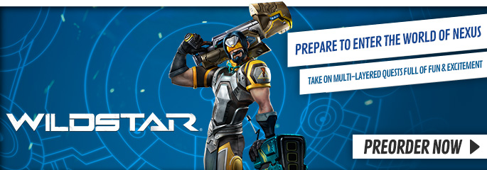 Wildstar - Preorder Now at GAME.co.uk!