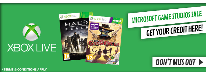Xbox Live Easter Sale - Download Now at GAME.co.uk