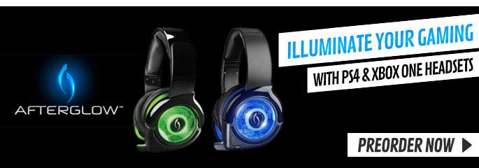 Karga/Kral Afterglow Headsets - Preorder Now at GAME.co.uk!