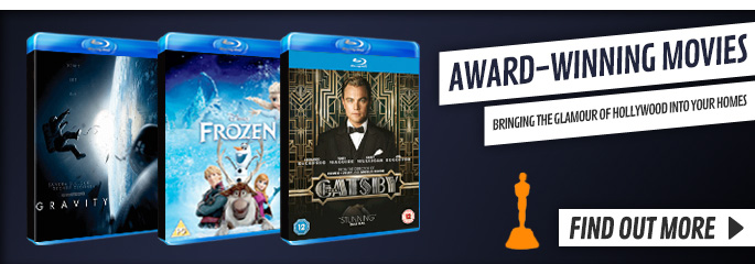 Award Winning Movies - On Blu-Ray and DVD Now at GAME.co.uk!