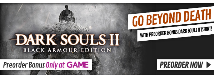 Dark Souls II Black Armour Edition for PC - Preorder Now at GAME.co.uk!