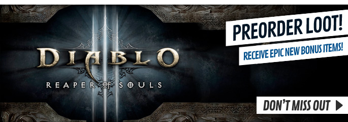 Diablo III: Reaper of Souls Collector's Edition for PC - Preorder Now at GAME.co.uk!