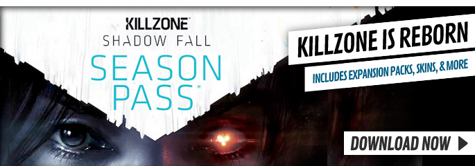 Killzone Shadow Fall Season Pass for PlayStation Network - Downloads at GAME.co.uk!