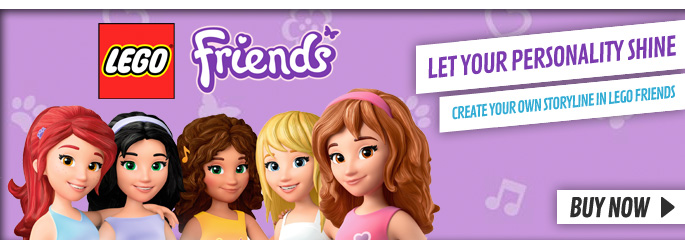 Lego Friends for Nintendo 3DS - Buy Now at GAME.co.uk!
