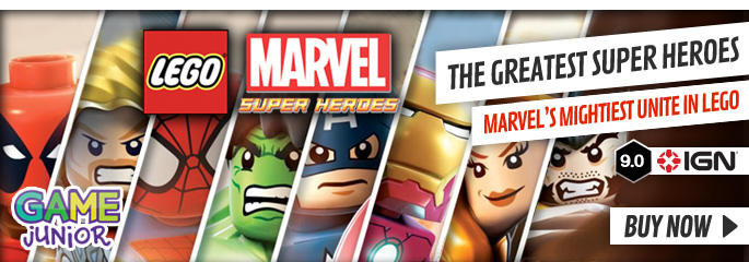 LEGO Marvel Superheroes - Buy Now at GAME.co.uk!