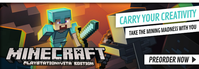 Minecraft - Preorder Now at GAME.co.uk!