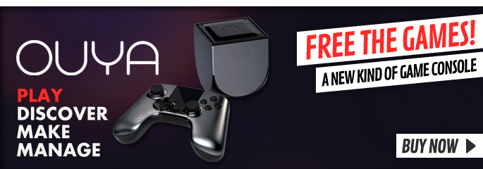 Ouya - Buy Now at GAME.co.uk!