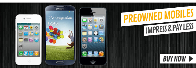 Preowned Mobiles - Buy Now at GAME.co.uk!