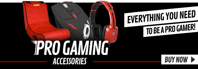 Pro gaming Accessories - Buy Now at GAME.co.uk!