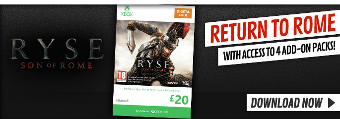 Ryse: Son of Rome Season Pass for Xbox LIVE - Downloads at GAME.co.uk!