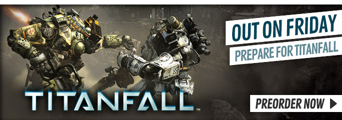 Titanfall - for Xbox 360 - Preorder Now at GAME.co.uk!