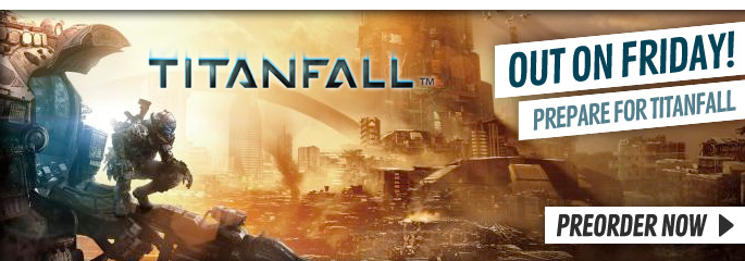 Titanfall for PC - Preorder Now at GAME.co.uk!